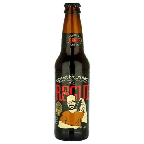 Rogue Hazelnut Brown Nectar 355ml