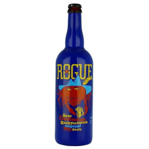 Rogue New Crustacean Barleywineish Imperial IPA Sorta 750ml