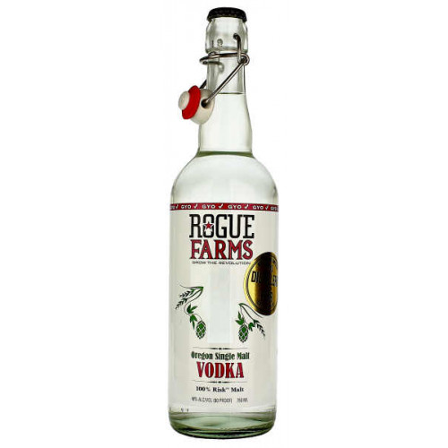 Rogue Oregon Single Malt Vodka