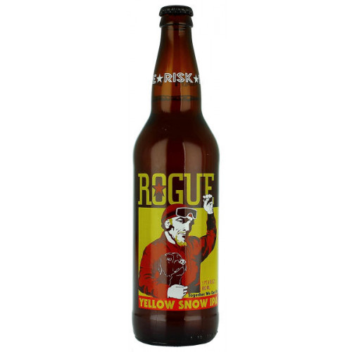 Rogue Yellow Snow IPA 650ml