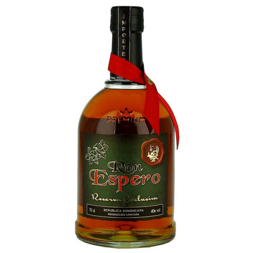 Ron Espero Reserva Exclusiva Rum