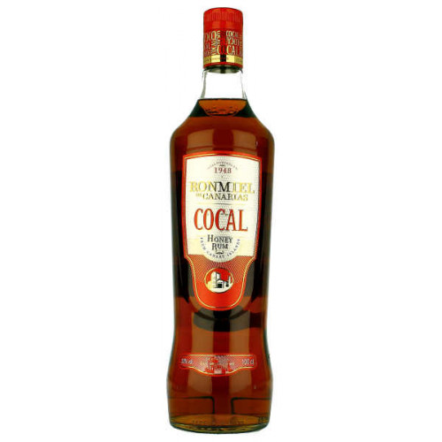Cocal Ron Miel Cocal 1 Litre