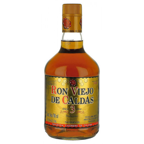 Ron Viejo de Caldas 3 Year Old