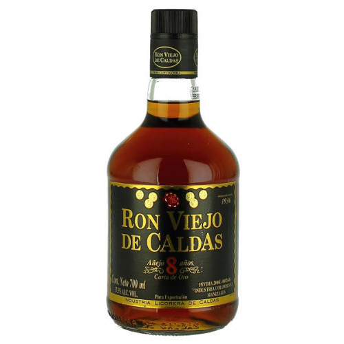 Ron Viejo de Caldas 8 Year Old