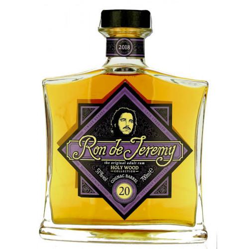 Ron De Jeremy Holy Wood 20 Cognac Barrel Rum
