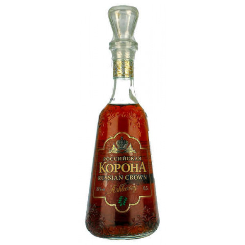 Rossiyskaya Korona Ashberry Vodka