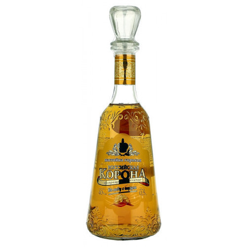 Rossiyskaya Korona Honey Pepper Vodka 500ml