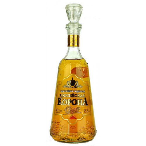 Rossiyskaya Korona Honey Pepper Vodka 700ml