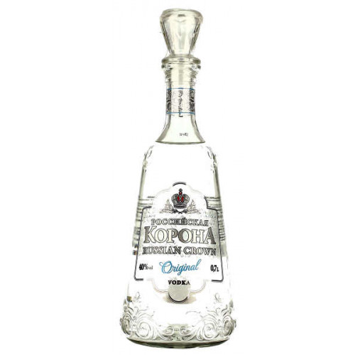Rossiyskaya Korona Original Vodka 700ml
