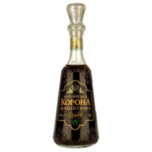 Rossiyskaya Korona Rosehip Vodka