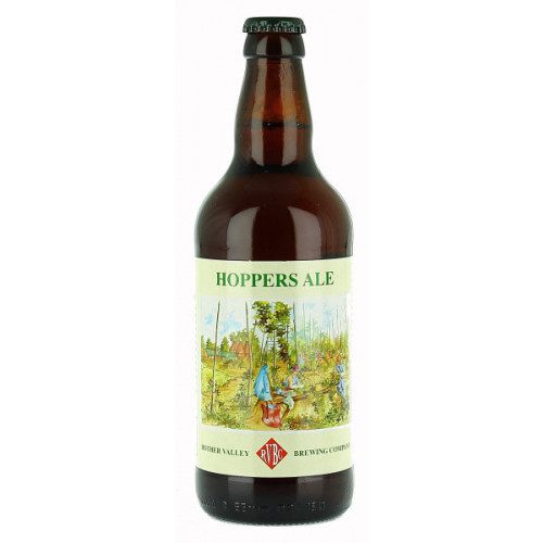 Rother Valley Hoppers Ale