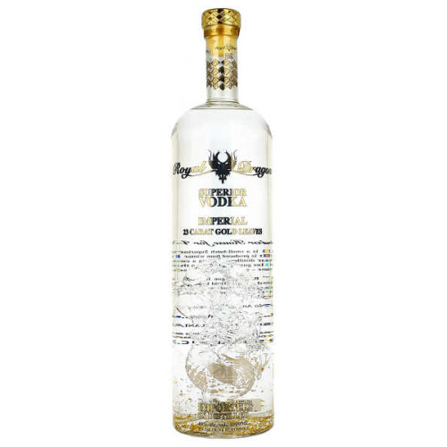 Royal Dragon Imperial Vodka 1 Litre