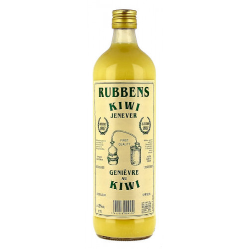 Rubbens Kiwi Cream Jenever
