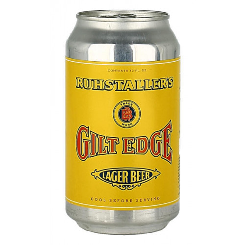 Ruhstaller Gilt Edge Lager Beer