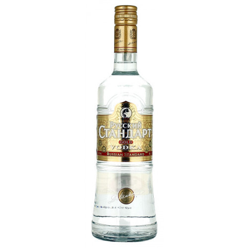 Russian Standard Gold Vodka 1 Litre