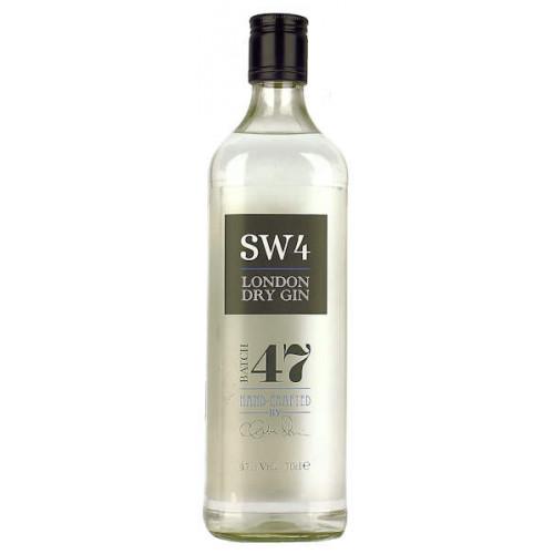 SW4 London Dry Gin 47%