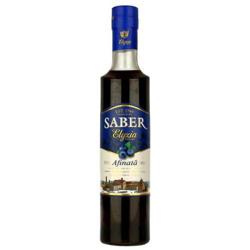 Saber Elyzia Afinata (Blueberry) Liqueur