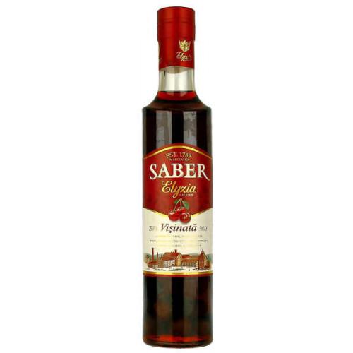 Saber Elyzia Visinata (Cherry) Liqueur