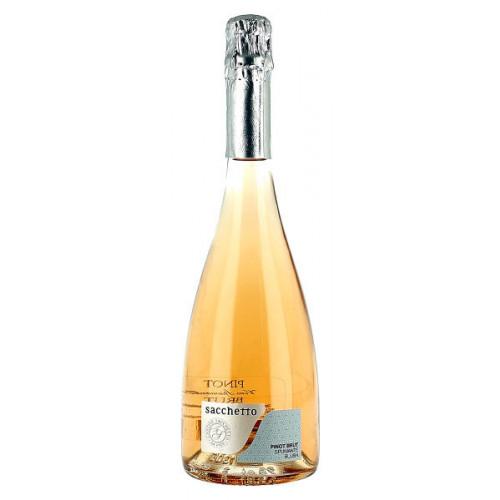 Sacchetto Pinot Brut Spumante Blush