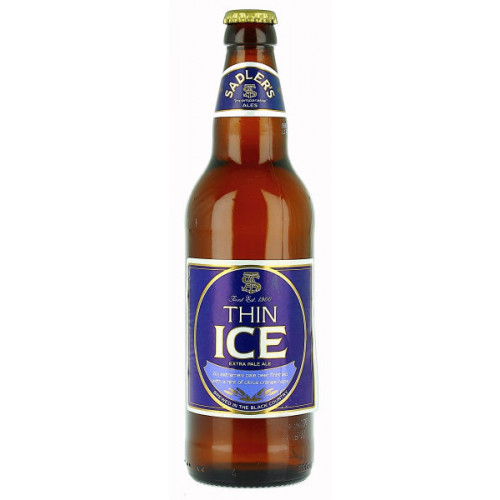 Sadlers Thin Ice