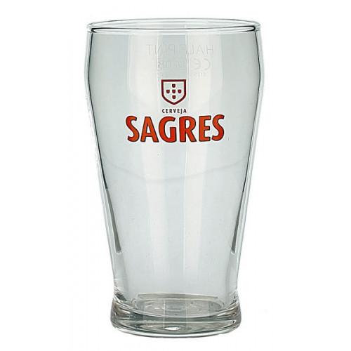 Sagres Glass (Half Pint)