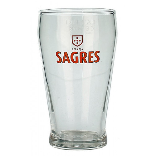 Sagres Glass (Half Pint)