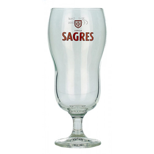Sagres Goblet Glass 0.3L