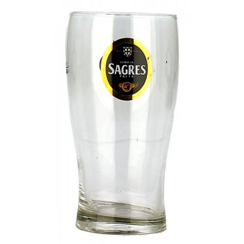 Sagres Preta Goblet Glass 0.3L
