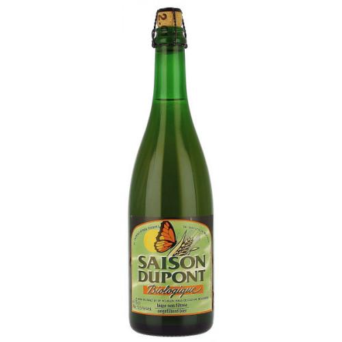Saison Dupont Biologique 750ml