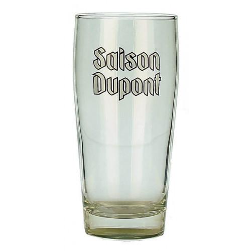 Saison Dupont Tumbler Glass (New Style)