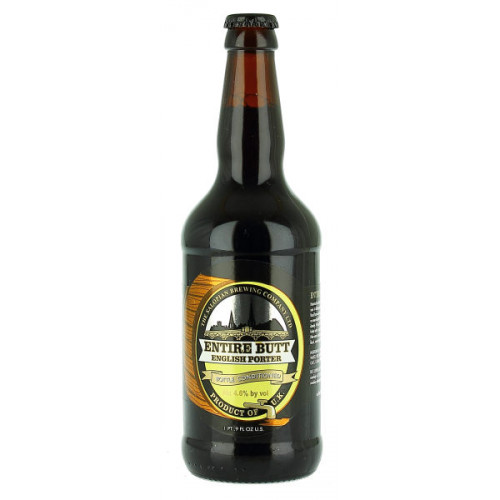 Salopian Brewing Co Entire Butt