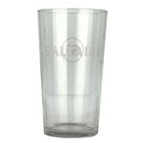 Saltaire Glass Pint