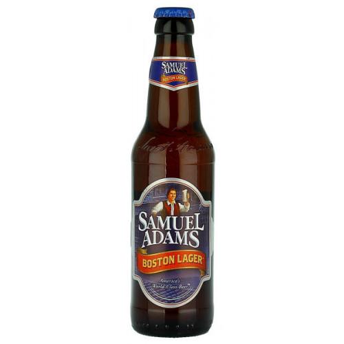 Samuel Adams Boston Lager