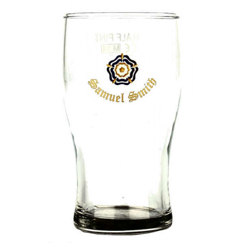 Samuel Smiths Glass (Half Pint)