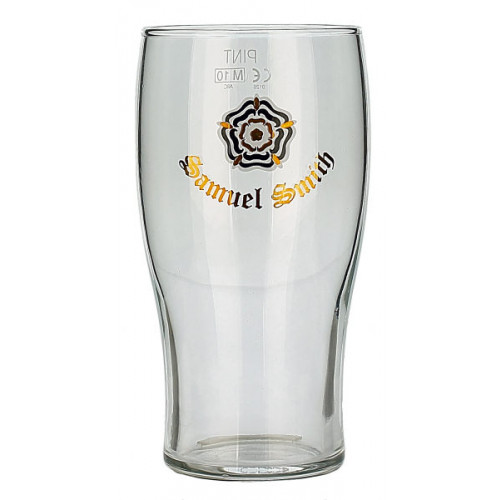 Samuel Smiths Glass (Pint)