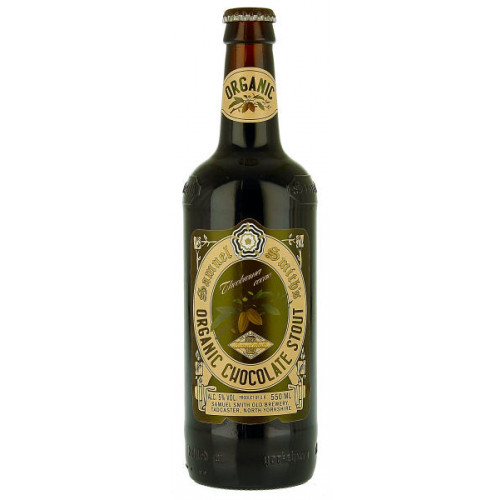 Samuel Smiths Organic Chocolate Stout
