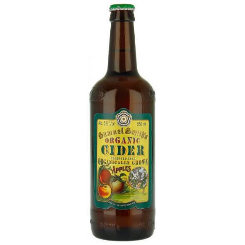Samuel Smiths Organic Cider