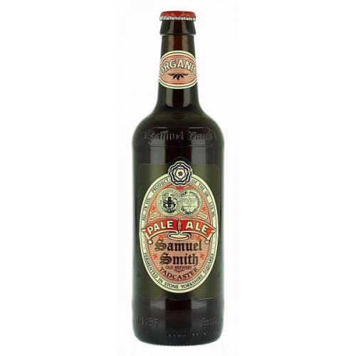 Samuel Smiths Organic Pale Ale