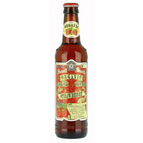 Samuel Smiths Strawberry Fruit Beer