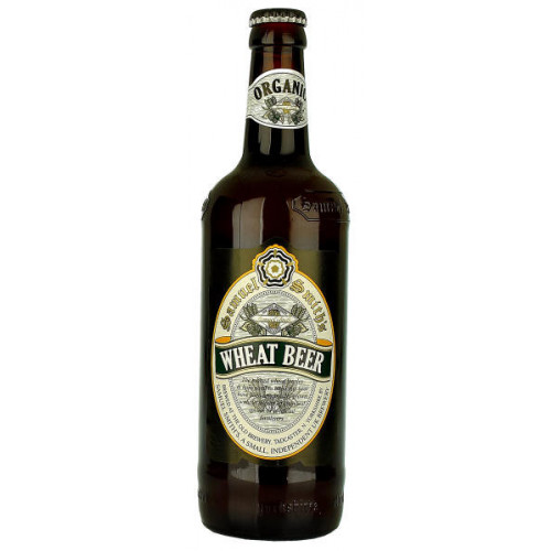 Samuel Smiths Organic Wheat Beer