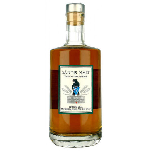 Sãntis Malt Sigel Edition Swiss Alpine Whisky