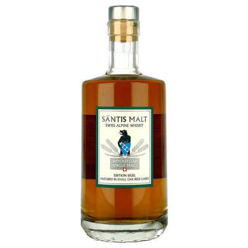 Sãntis Malt Sigel Edition Swiss Alpine Whisky