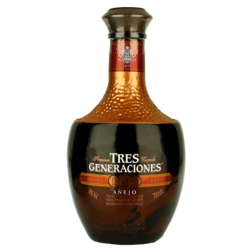 Sauza Tres Generaciones Anejo Tequila