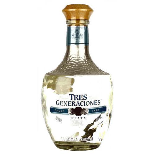 Sauza Tres Generaciones Plata Tequila
