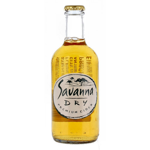 Savanna Dry Premium Cider 330ml
