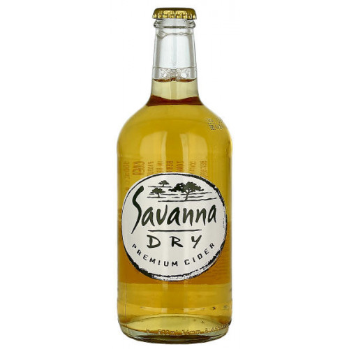 Savanna Dry Premium Cider 500ml