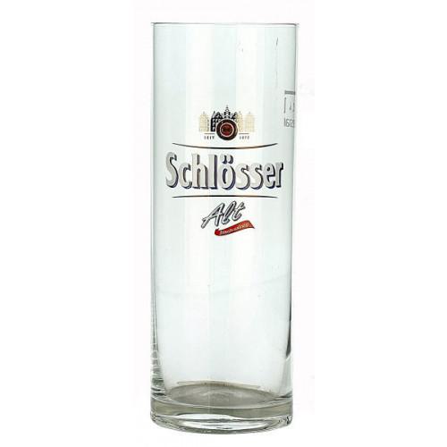 Schlosser Alt Stange Glass 0.4L