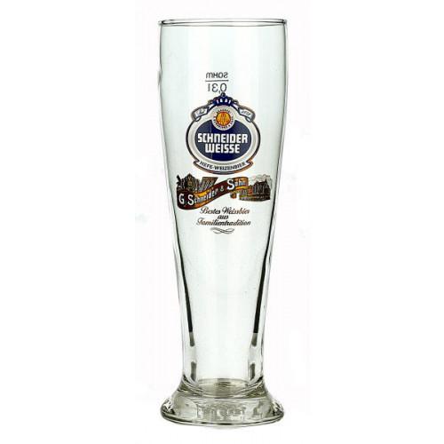 Schneider Weizen Glass (Half Pint/0.3L)