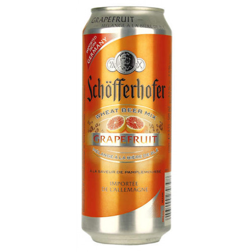 Schofferhofer Pink Grapefruit Can