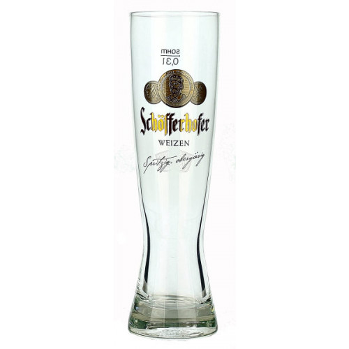 Schofferhofer Weizen Glass 0.3L